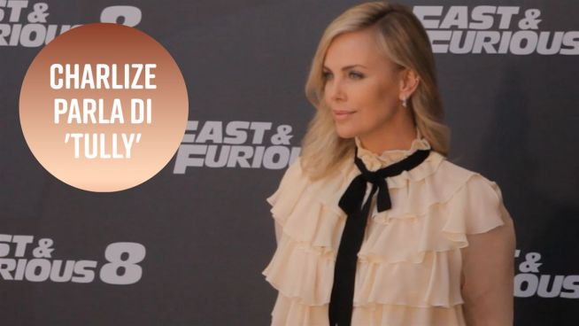 Per il film Tully, Charlize Theron è ingrassata di 20 chili