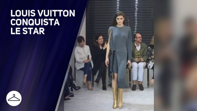 Parigi Fashion Week, Louis Vuitton fa faville